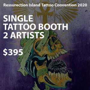 Protected: Artist Single Booth