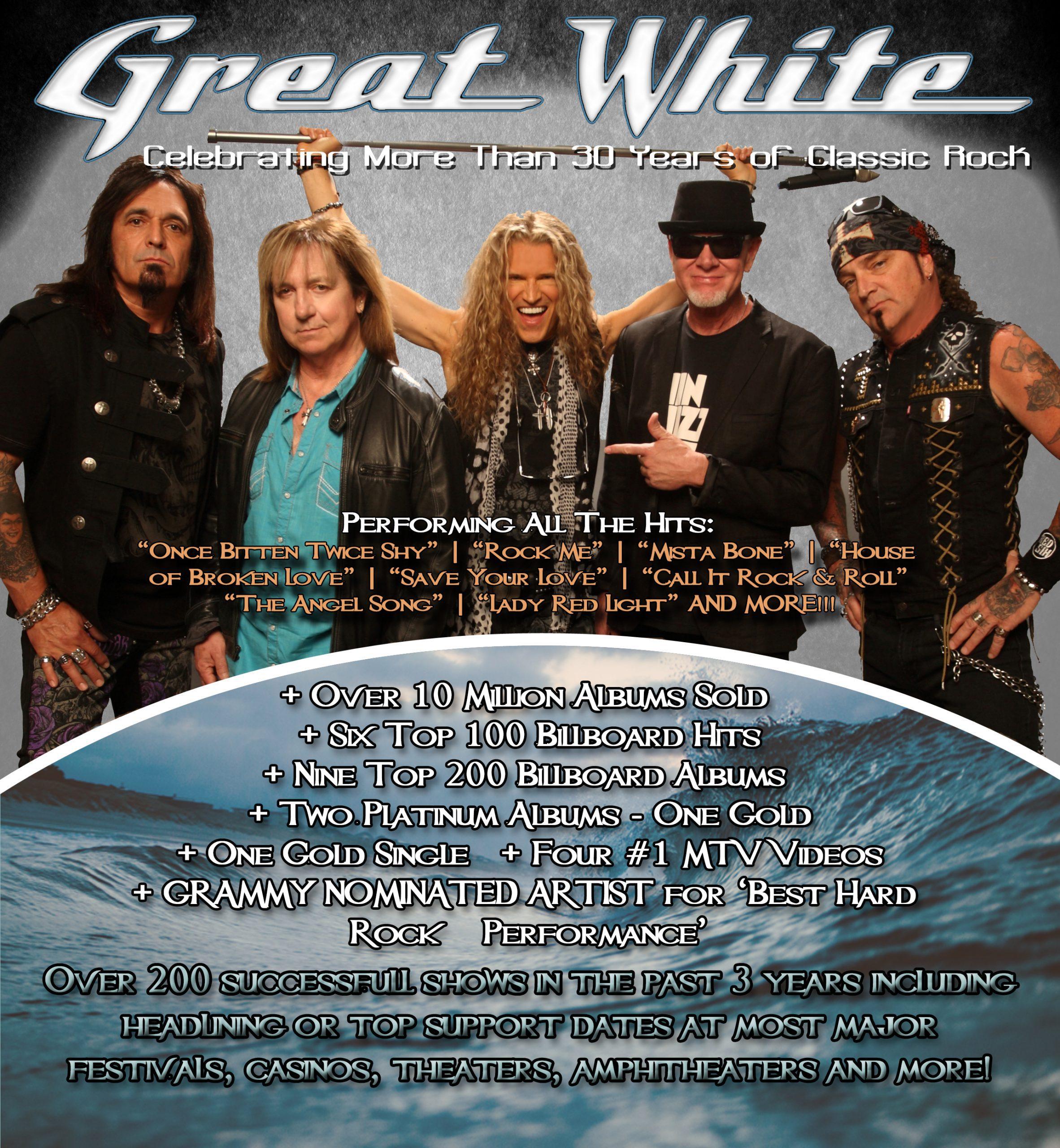 2018 Great White Online 2